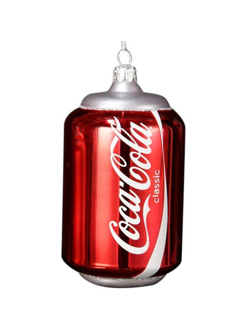 Classic Coca Cola Can Christmas Tree Ornament-COSTUMEISH