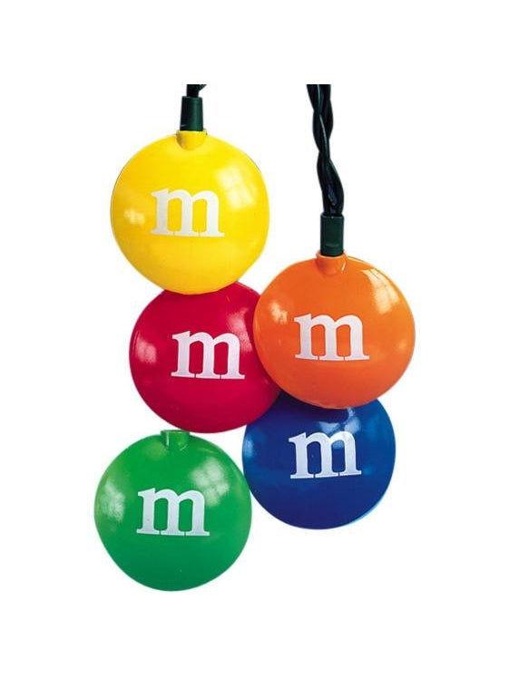 M & Ms Candy String Lights-COSTUMEISH