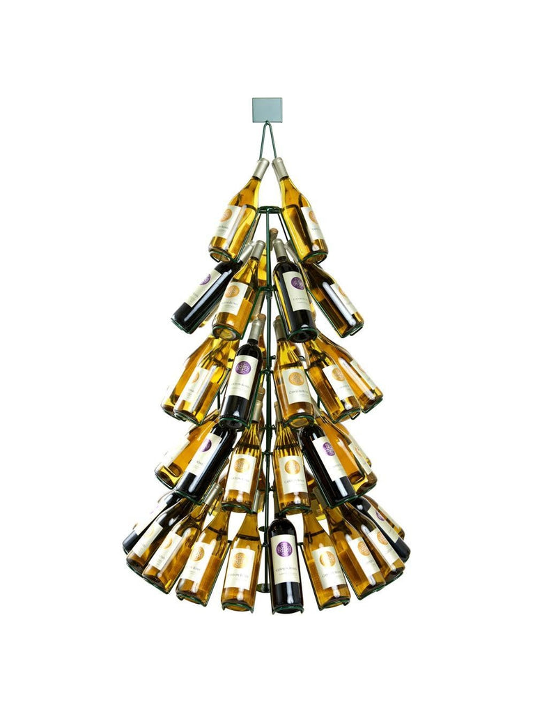 Christmas Tree Wine Rack-COSTUMEISH
