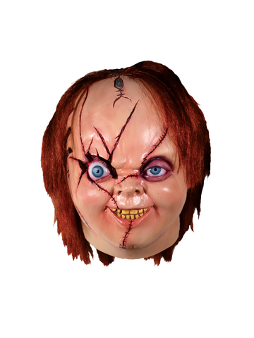 Bride of Chucky Costume Mask-COSTUMEISH