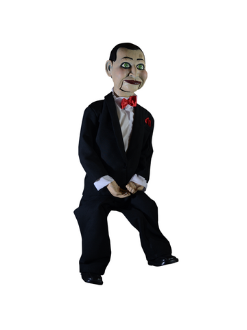 Dead Silence Billy the Puppet Posable Prop-COSTUMEISH