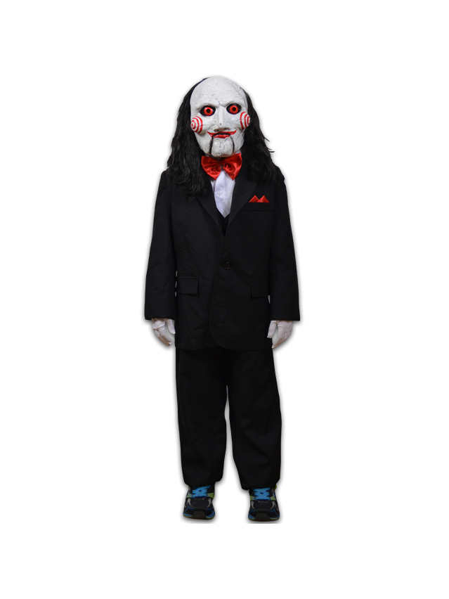 "Child Saw Movie ""Billy the Puppet"" Costume-COSTUMEISH"
