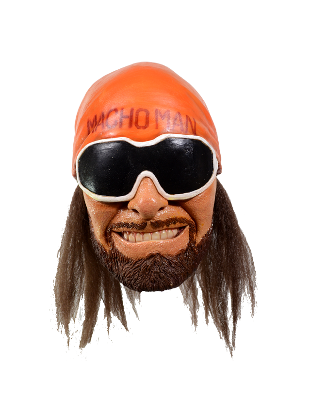 3228827f07c WWE Macho Man Randy Savage Costume Mask