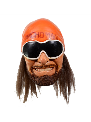 WWE Macho Man Randy Savage Costume Mask-COSTUMEISH