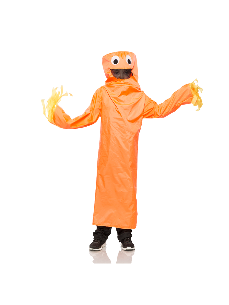 Children's Wild Waving Tube Guy Costume-COSTUMEISH