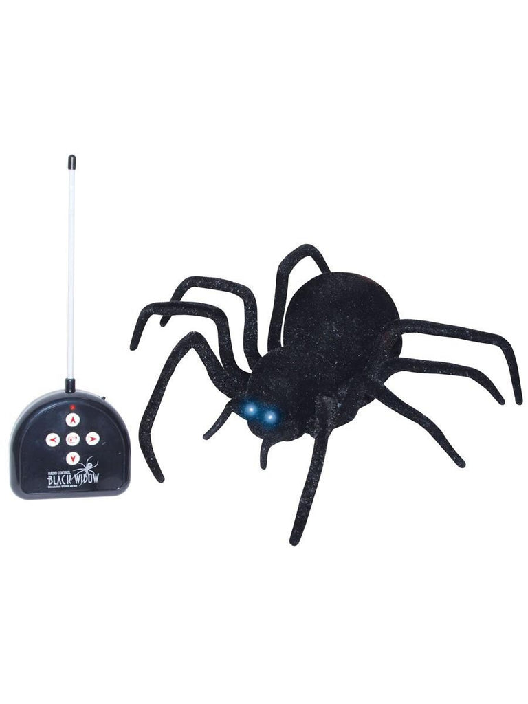 Remote Control Black Spider-COSTUMEISH