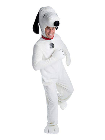 Adult Deluxe Snoopy Costume