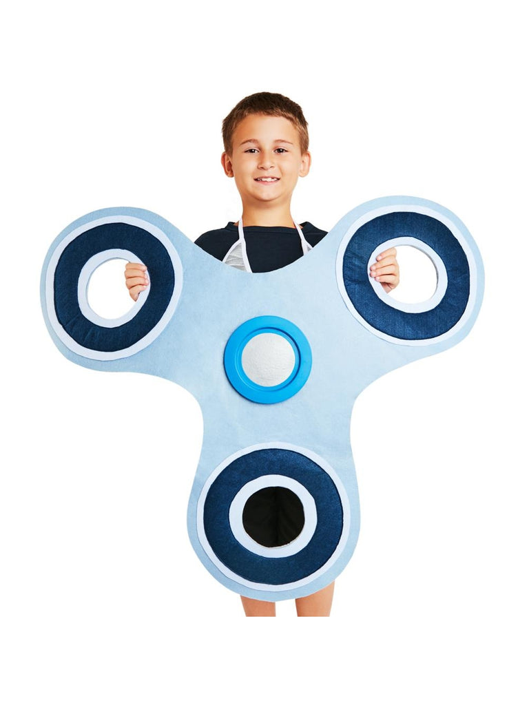 Child Fidget Spinner Halloween Costume-COSTUMEISH