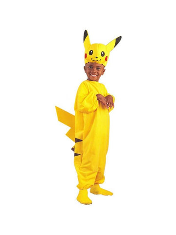 Child Pikachu Pokemon Costume-COSTUMEISH