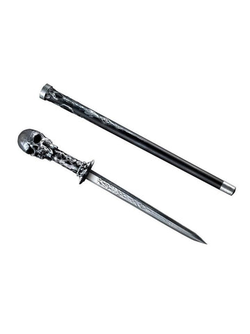Skull Cane Sword-COSTUMEISH