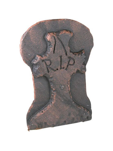 Double Sided Halloween Tombstone