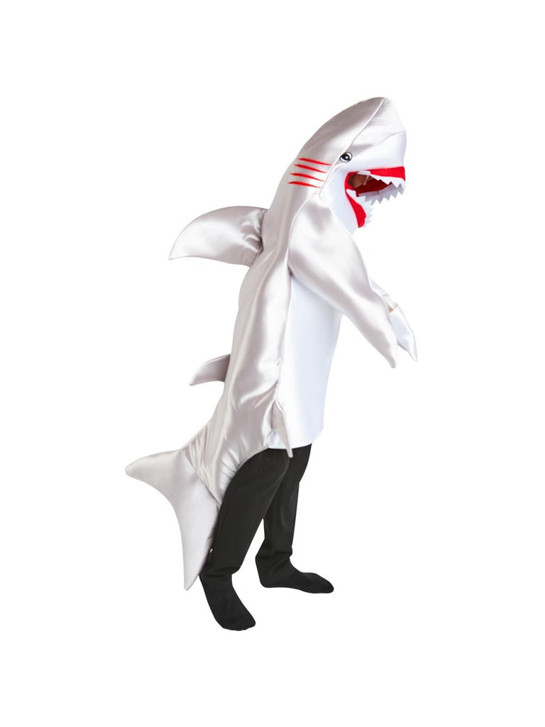 Toddler Great White Shark Costume-COSTUMEISH