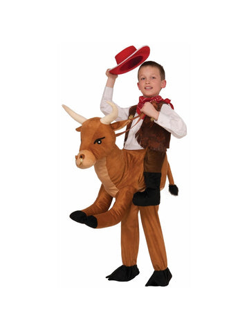 Child Ride-A-Horse Costume-COSTUMEISH