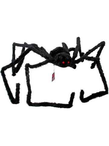 Black Hairy Spider Prop-COSTUMEISH