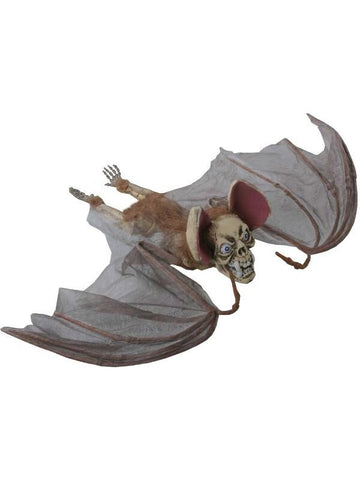 Fierce Hanging Bat Halloween Prop