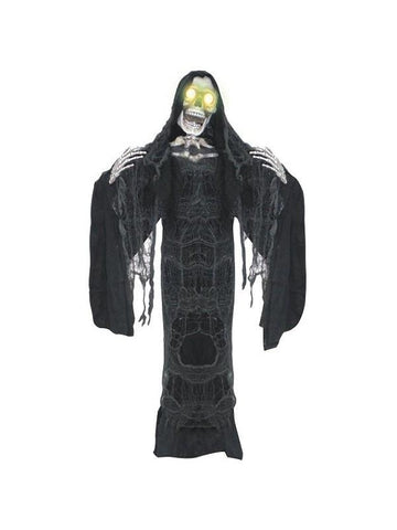 Animated Hanging Black Reaper-COSTUMEISH