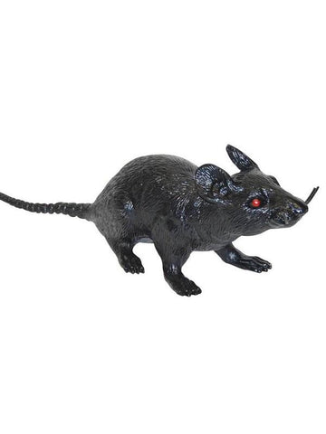 Black Rubber Rat