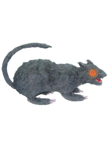 Light Up Rat Prop