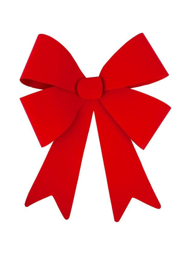 Big Red Christmas Bow-COSTUMEISH