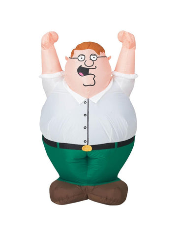 Airblown Family Guy Peter Inflatable Outdoor Décor-COSTUMEISH