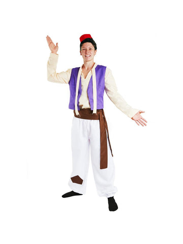 Adult Aladdin Arabian Nights Costume