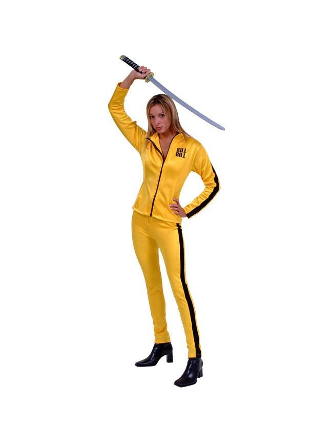 Adult Kill Bill Costume-COSTUMEISH