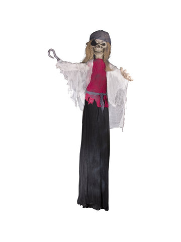 Large Hanging Pirate Halloween Prop