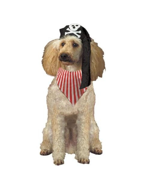 Pirate Pooch Dog Costume-COSTUMEISH