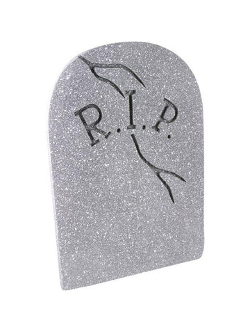 RIP Fake Stone Tombstone Prop