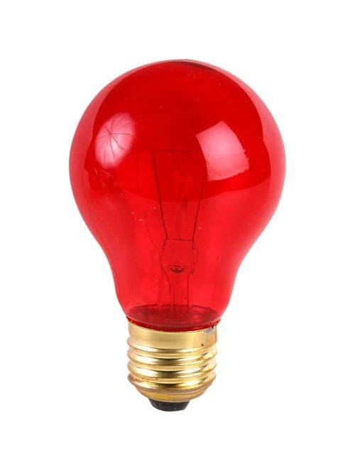 Red Light Bulb-COSTUMEISH
