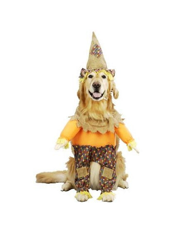 Scarecrow Dog Costume-COSTUMEISH