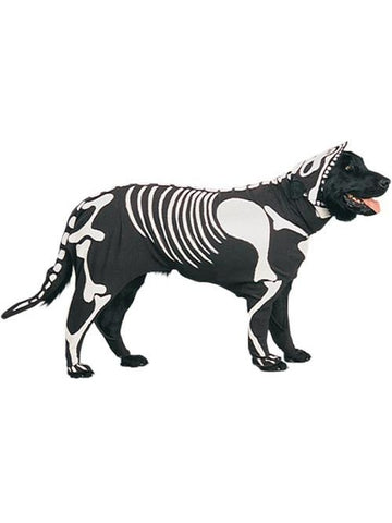 Skeleton Dog Costume-COSTUMEISH