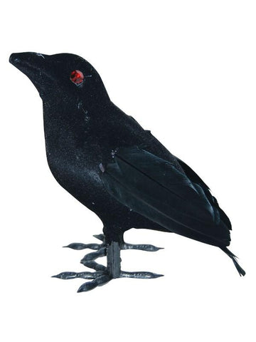 Small Flocked Crow-COSTUMEISH