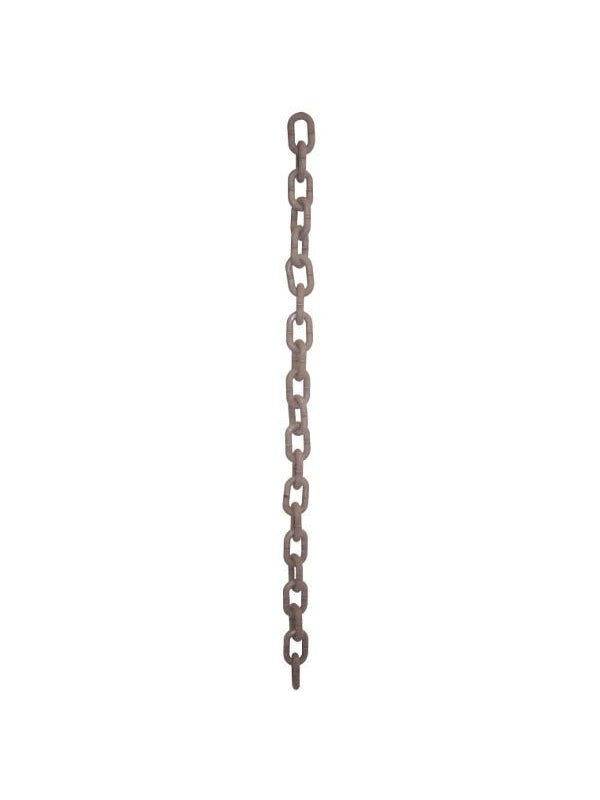5ft Large Rusty Chain Links Prop-COSTUMEISH