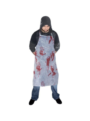 Bloody Prints Apron-COSTUMEISH