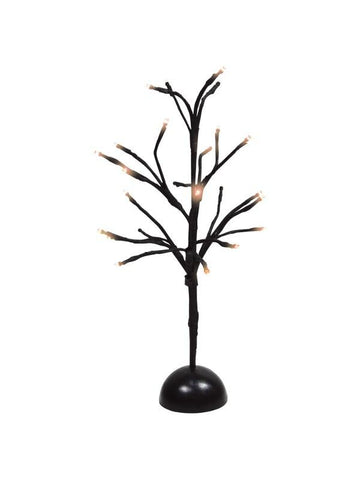 "18"" Black Table Top Tree Light"