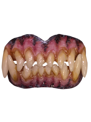 Wolf Teeth Costume Dentures