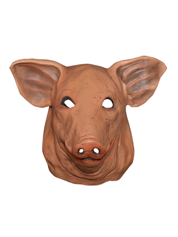 Adult Don Post Pig Mask