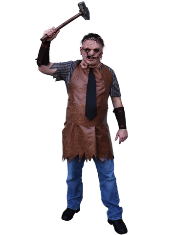 Texas Chainsaw Massacre Leatherface Costume