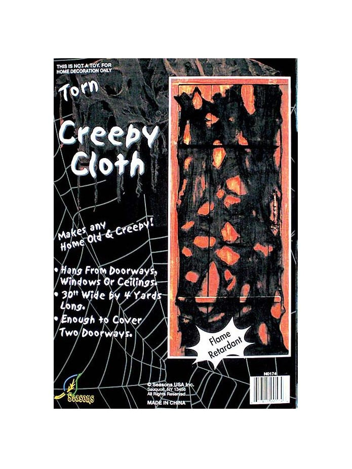 Torn Creepy Cloth-COSTUMEISH