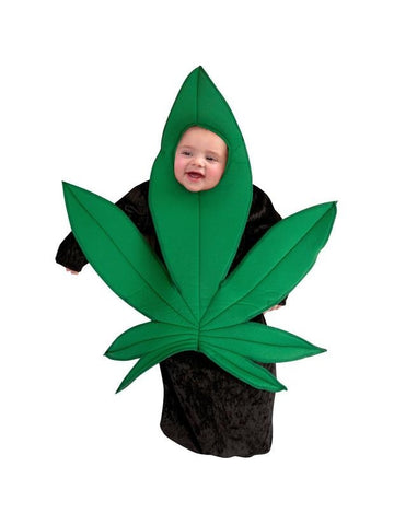 "Baby ""Pot for Tots"" Marijuana Costume"