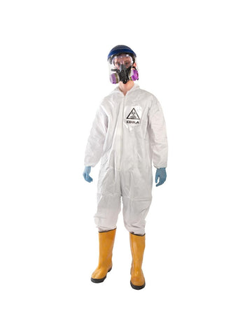 Ebola Containment Suit Costume