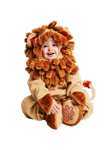Baby Lil Lion Costume-COSTUMEISH