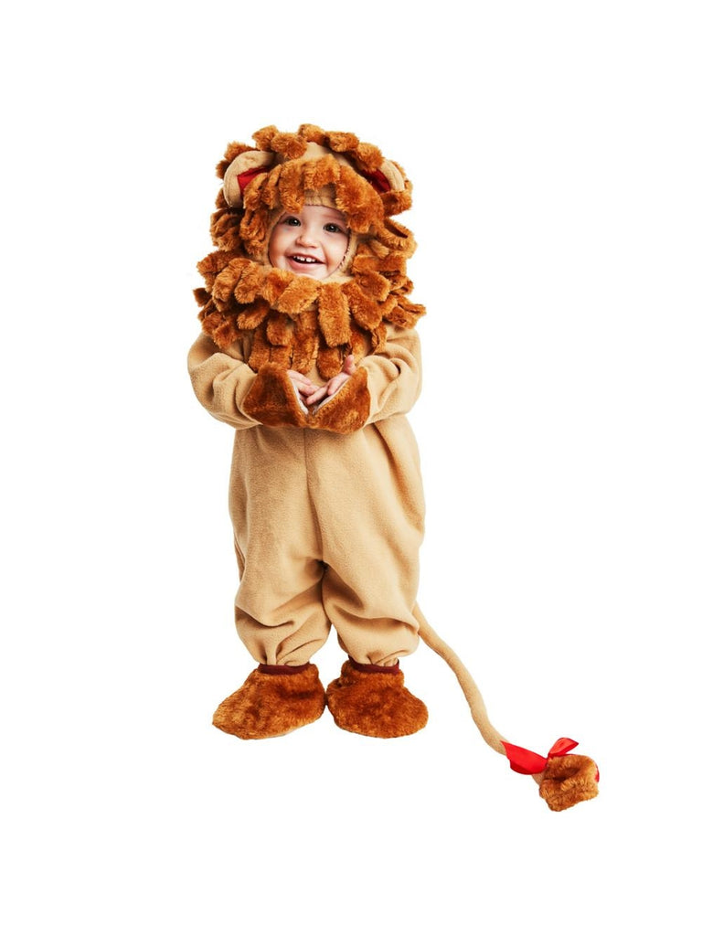 Baby Lil Lion Costume | Costumeish – Cheap Adult Halloween ...