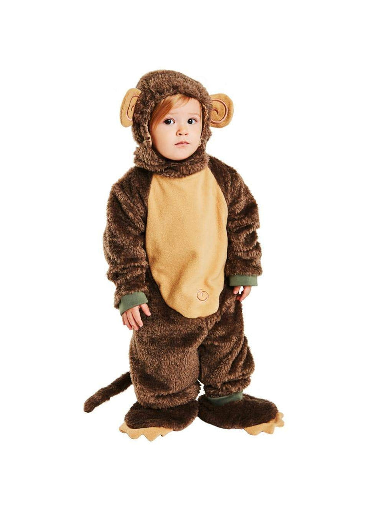 Baby Lil Monkey Costume-COSTUMEISH