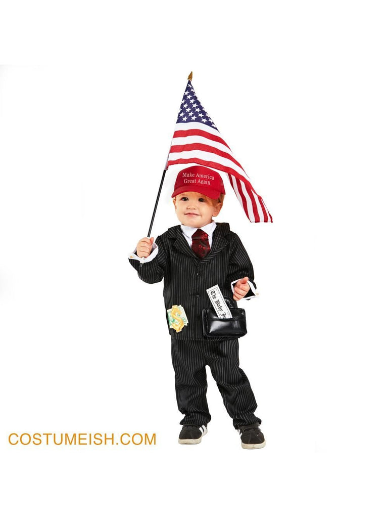 Baby Mr. Trump Costume-COSTUMEISH