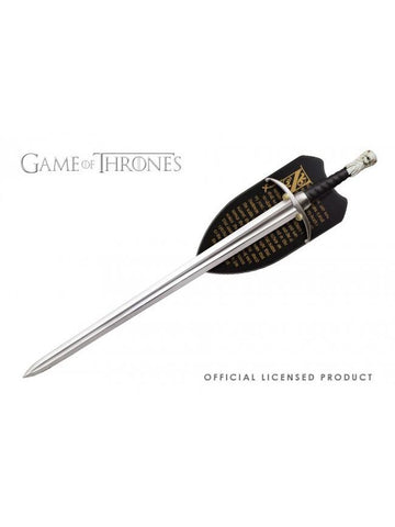 Game of Thrones Longclaw Action Prop (No Scabbard)
