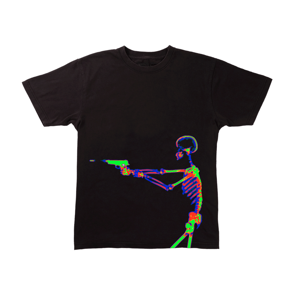 X-RAY BLACK T-SHIRT