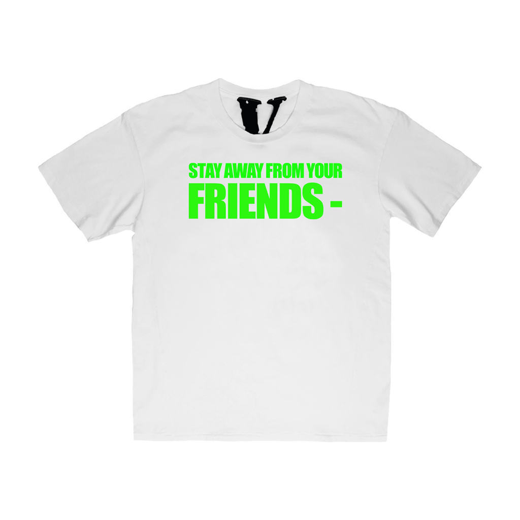 GOOD FRIENDS- WHITE T-SHIRT