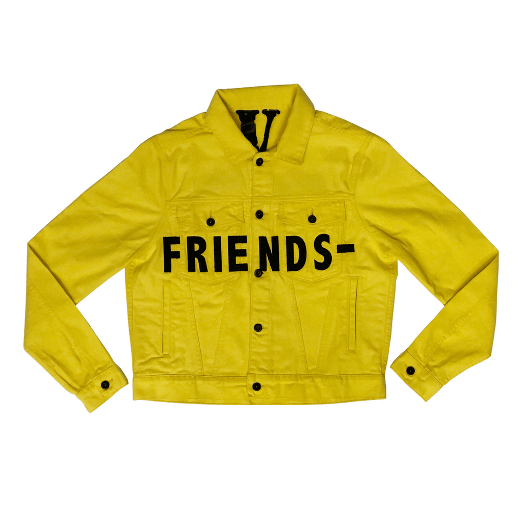 FRIENDS- YELLOW JACKET